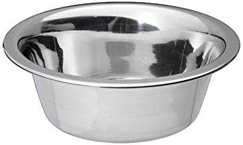 metal dog bowls